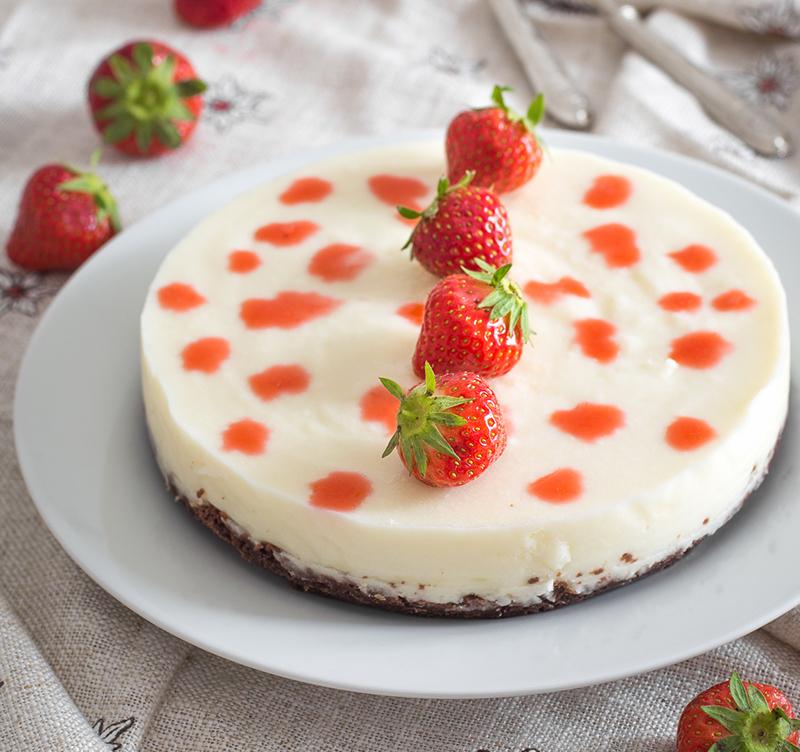 MOZZARELLA CAKE